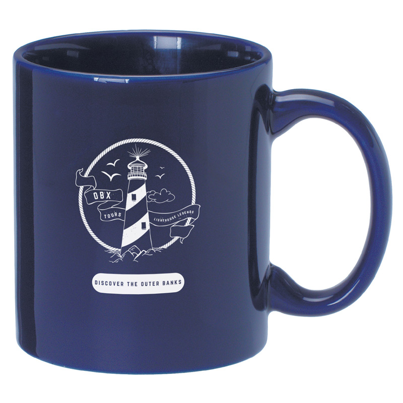 USA Mug 11 oz. Blue