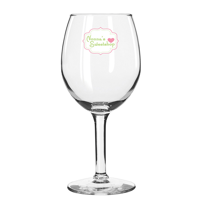 Wine Glass 11 oz. Clear