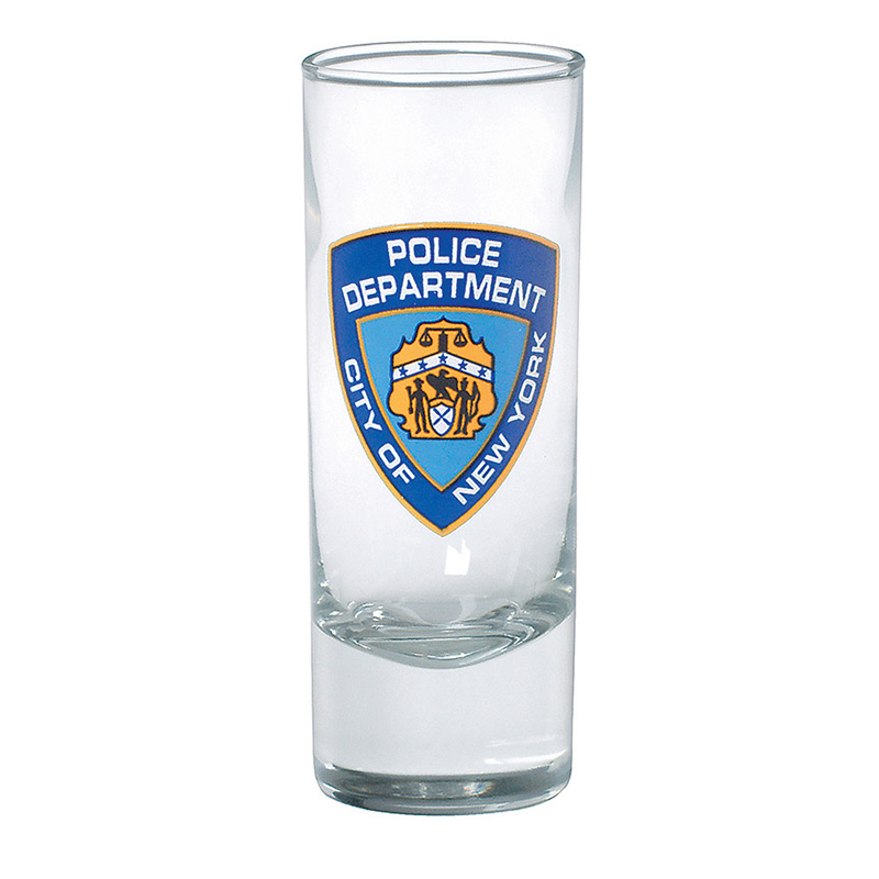 Clear Glass Shooter 2 oz.