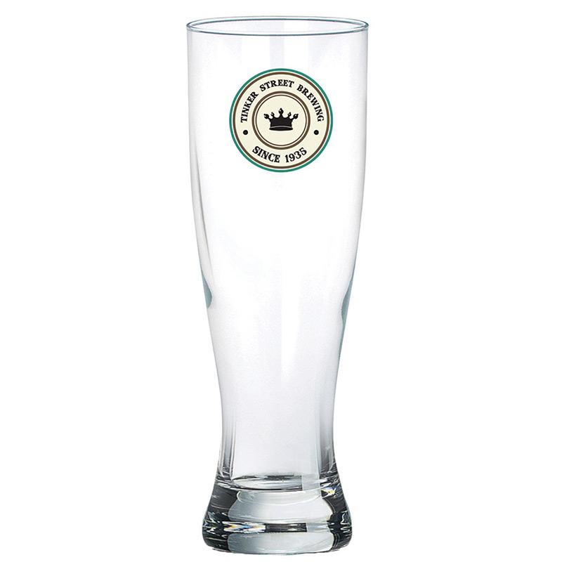Clear Glass Grand Pilsner 16 oz.