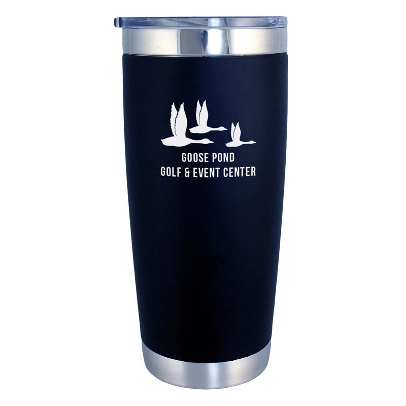 Little BOSS 2 Tumbler 22 oz. Matte Black