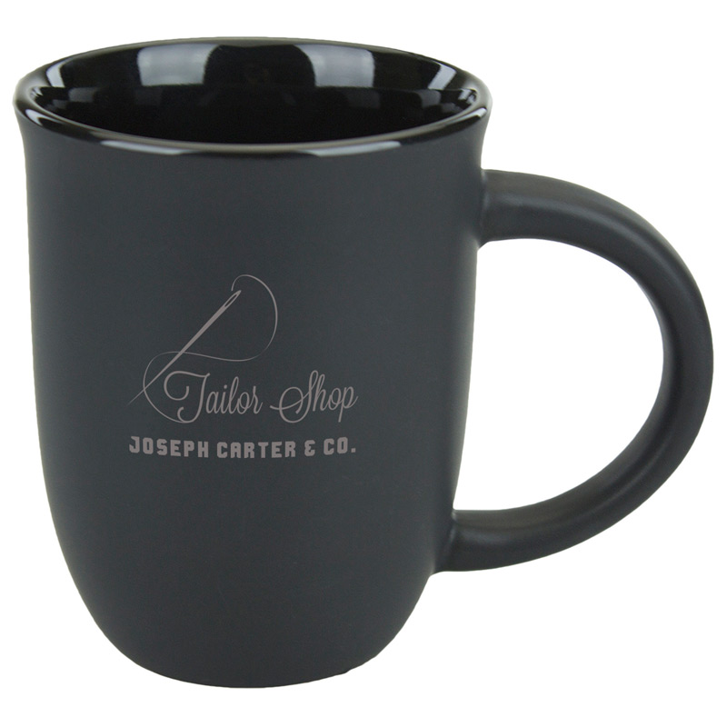 Matte Salem Kettle Mug 14 oz.