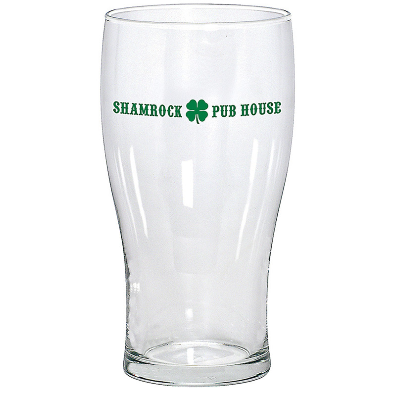 Pub Glass 16 oz. Clear