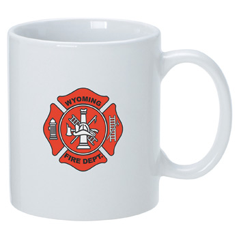 USA Mug 11 oz. White