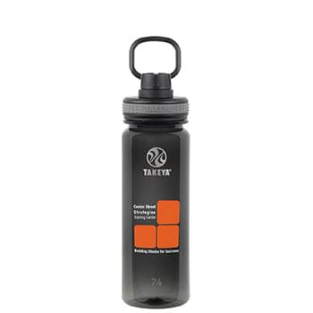 Tritan Water Bottle with Spout Lid 24 oz