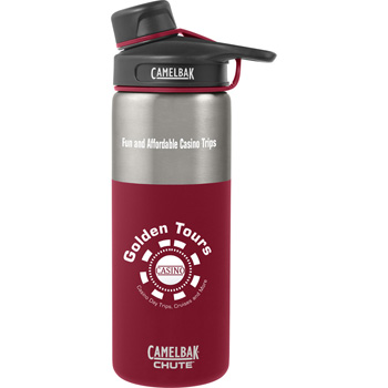 Chute™ .6L Stainless Vacuum Bottle