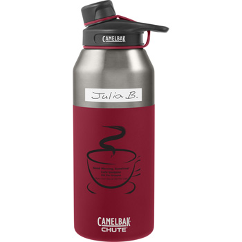 Chute™ 1.2L Stainless Vacuum Bottle