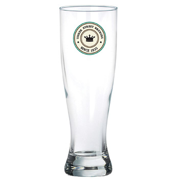 Clear Glass Grand Pilsner