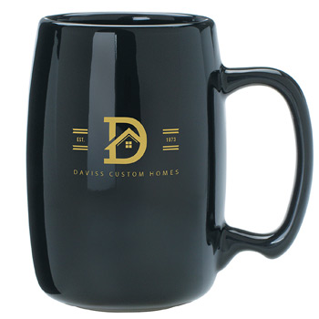 Barrel Mug 16 oz.