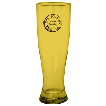 Cathedral Glass Grand Pilsner Citrine