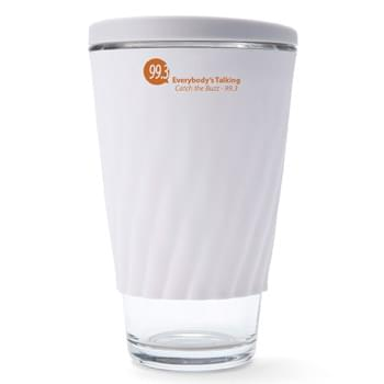 Hip Glass Cup 12 oz