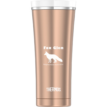 Sipp™ Stainless Steel Travel Tumbler 16 oz.