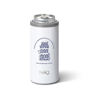 Skinny Can Cooler 12 oz