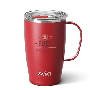 Insulated Matte Mug 18 oz