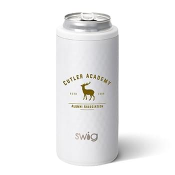 Golf Partee Skinny Can Cooler 12 oz