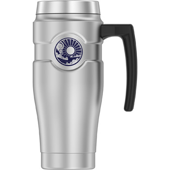 Stainless King™ Custom Travel Mug 16 oz. Matte