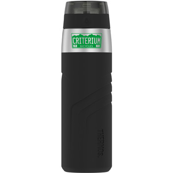 Element5™ Stainless Steel Direct Drink Bottle 20 oz. Black
